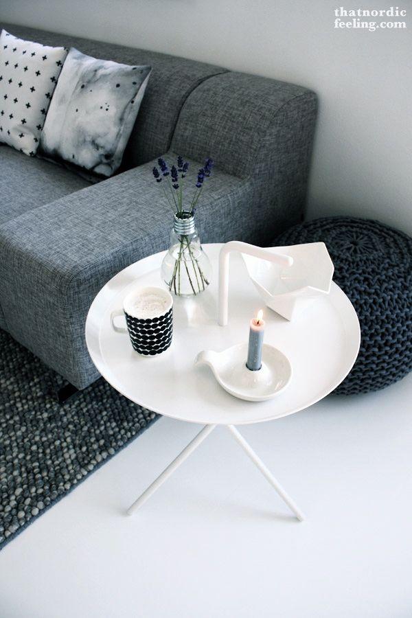 DLM (Don't Leave Me) Table, Thomas Bentzen, Hay #Hay