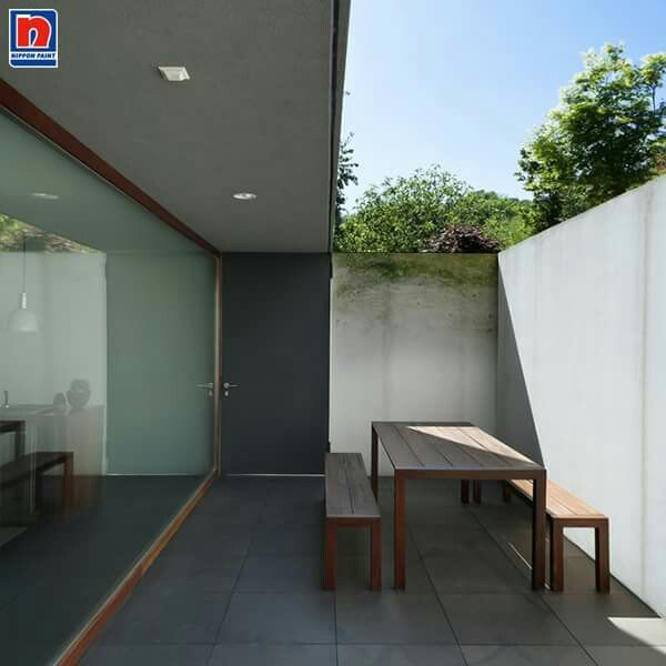 Sudahkan dinding eksterior rumah Sahabat Nippon Paint terlindungi dari jamur?  Lihat solusi penanganannya dihttp://bit.ly/masalah-n-solusi-jamur  #Tips#ImajinasiTanpaKompromi