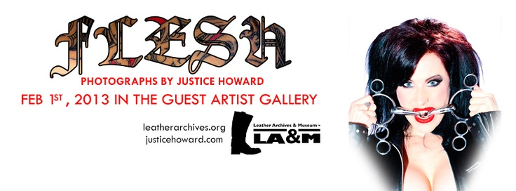 Justice Howard exhibit opens February 1, 2013 7:00pm