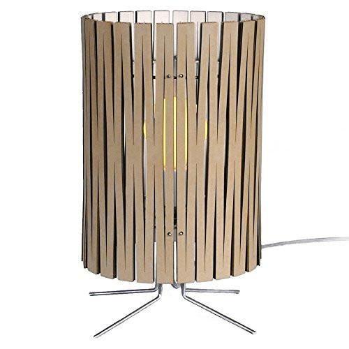 Graypants Palmer White Kerf Table Lamp – Beaumonde ®