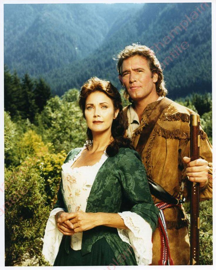 Lynda Carter and Lee Horsley, TV's Hawkeye