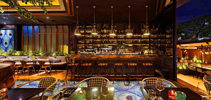 Bottega Ristorante (Indonesia) Einstein & Associates - Restaurant & Bar Design