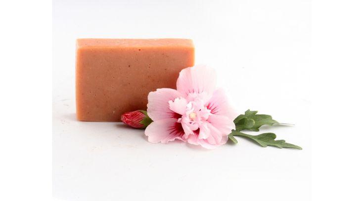 Tündérrózsa szappan