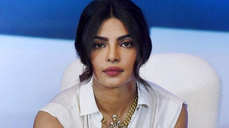 The actress is currently being watched across the globe in the second season of her hit TV show, 'Quantico'.