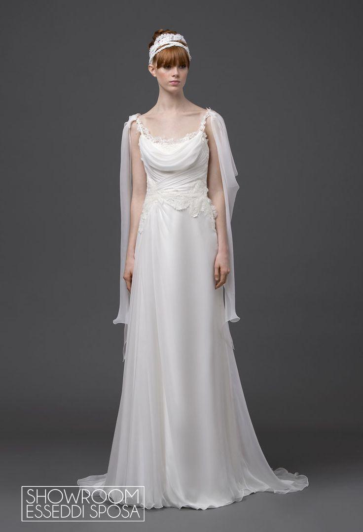 Collezione Abiti da sposa Alberta Ferretti Forever. Disponibile presso Showroom Esseddi Sposa. Visita il sito: www.esseddisposa.it/