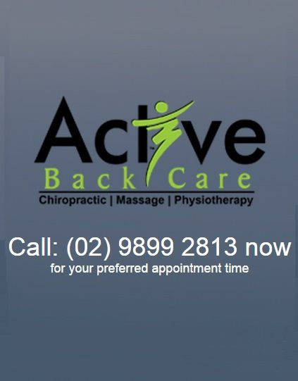 Active Back Care, we are avid researchers, staying up to date on the latest scientific research on back pain, neck pain, and spinal rehabilitation. You can rest assured that all of our information, advice, and techniques are current and proven. So Call on (02) 9899 2813 for your preferred appointment! http://activebackcare.com.au/