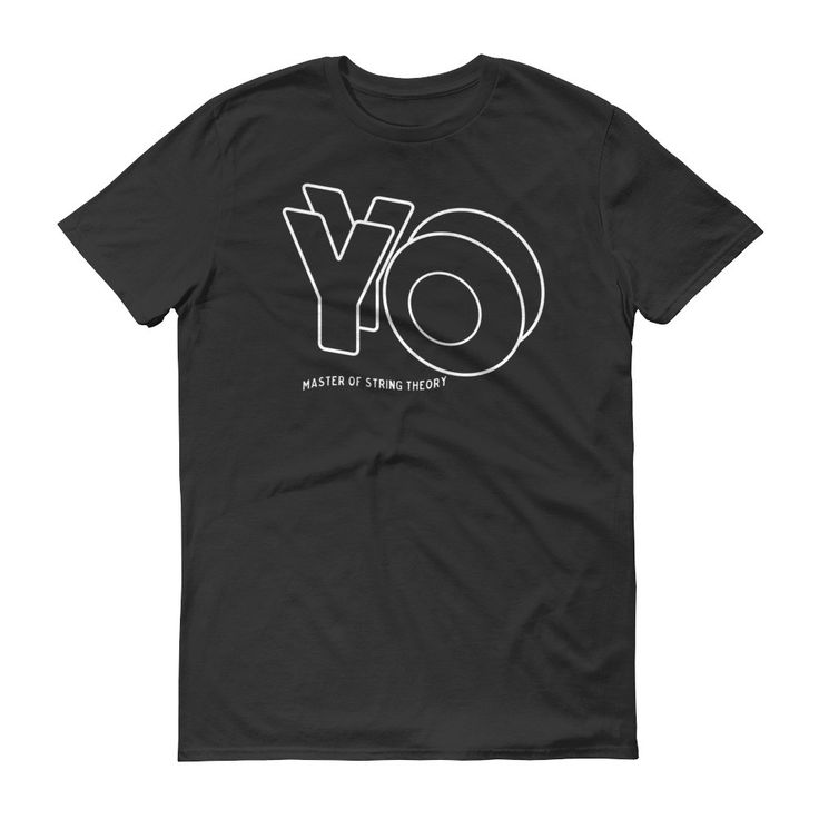 Yo-yo String Theory shirt