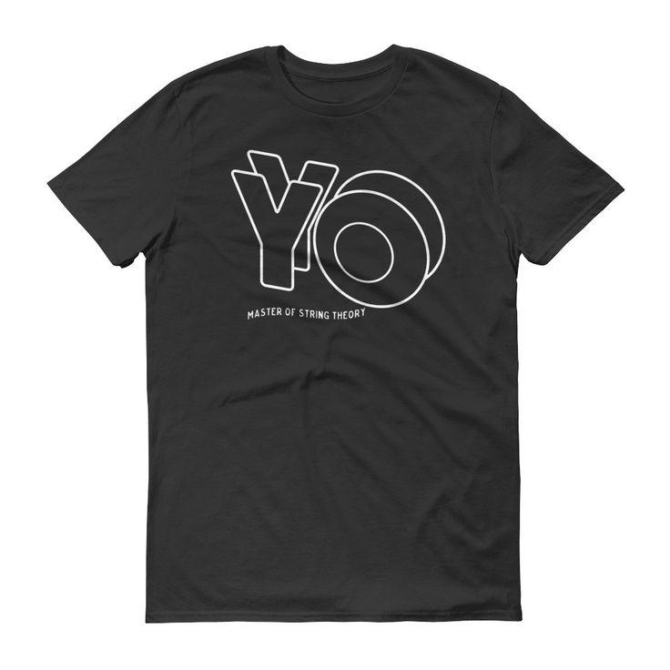 Yo-yo String Theory shirt