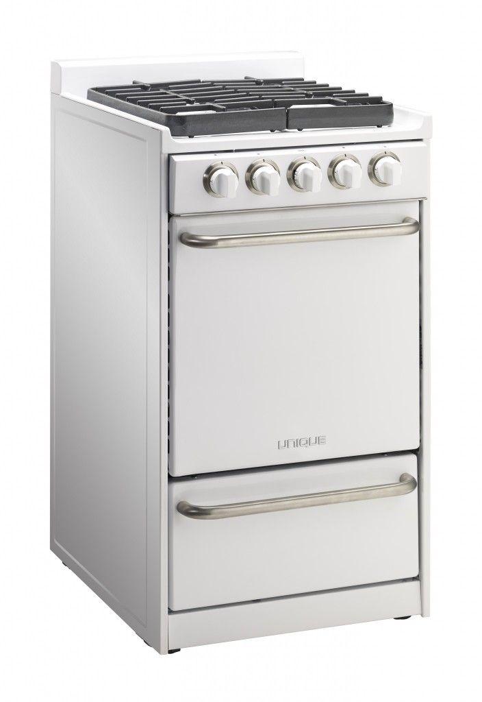 """Unique Off Grid 20"""" Propane  oven stove"""