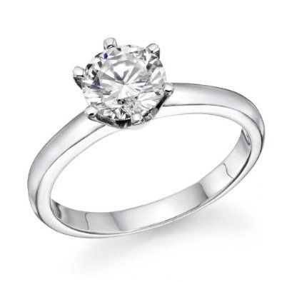 1/2 ctw. Round Diamond Solitaire Engagement Ring in 14k White Gold   5.0 out of 5 stars    See all reviews (4 customer reviews)     Like   (2)  Suggested Price:$2,798.00  Price:$1,473.00   Sale:$699.00   You Save:$2,099.00 (75%)