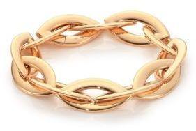 Vhernier Doppio Senso 18K Rose Gold Marquis Chain Bracelet