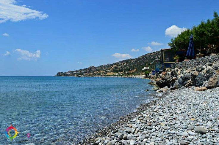 Kastri #Crete #beach #holiday #travel #OriginalCrete