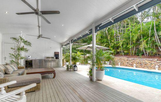 QLD verandah