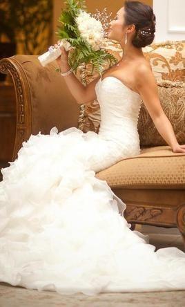 Eresma san patrick dress wedding