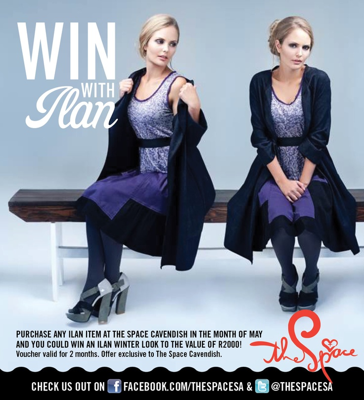 Win a Winter Look for Ilan #TheSpace