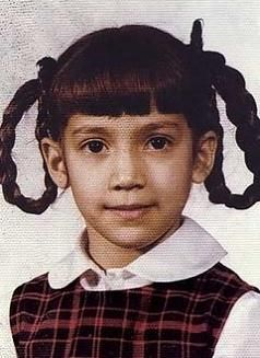 Jennifer Lopez As A Child- look at her now...