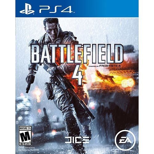 Battlefield 4 - BF4 for SONY Playstation 4 - PS4 - Brand New - EA - DICE
