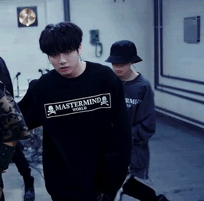 BTS Jeon Jungkook // he was tearing my bias list apart this entire video (seeing that I stan all seven, that says a lot)