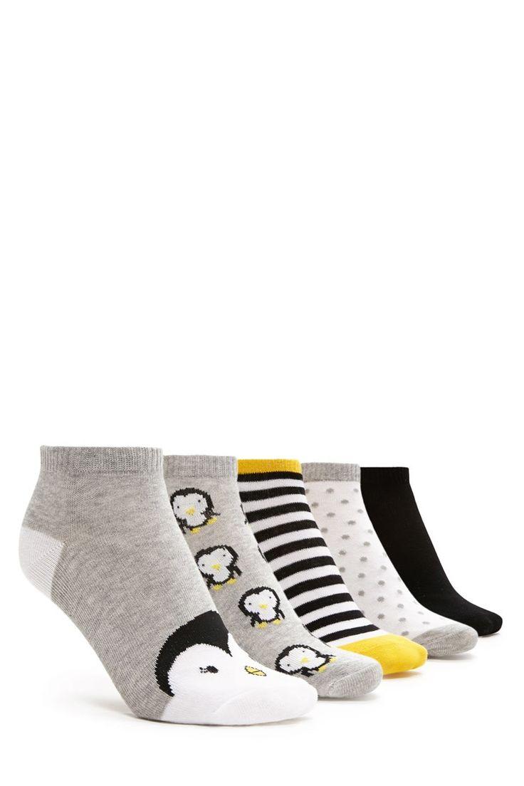 Forever 21 socks! so cute