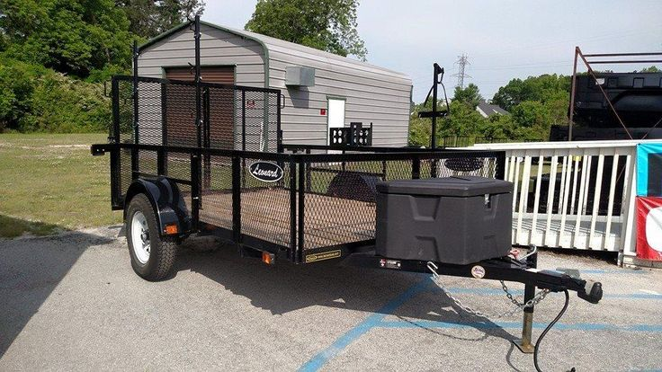 Utility Trailers | Leonard Buildings & Truck Accessories