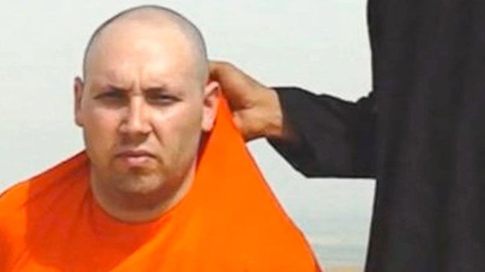 Second American journalist beheaded by ISIS terrorists - RT #ISIS, #Iraq, #Beheading