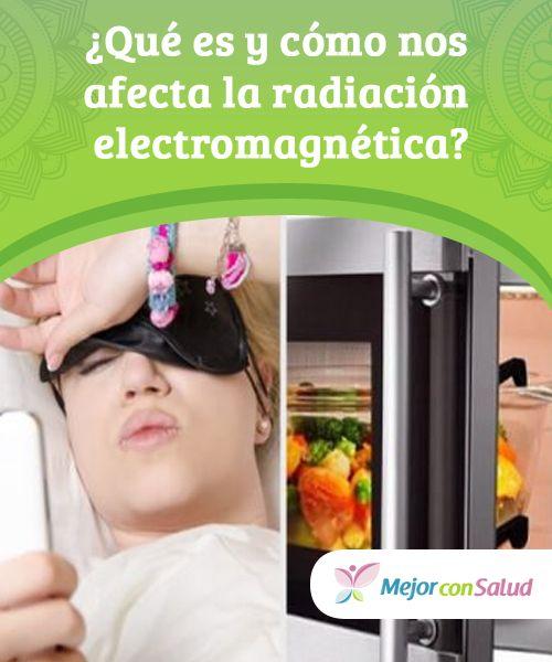 ¿Qué es y cómo nos afecta la #radiación electromagnética?   La radiación electromagnética causa efectos #biológicos en el #organismo de los seres humanos y, en ciertos casos, se asocia con enfermedades. ¿Lo sabías? #Curiosidades