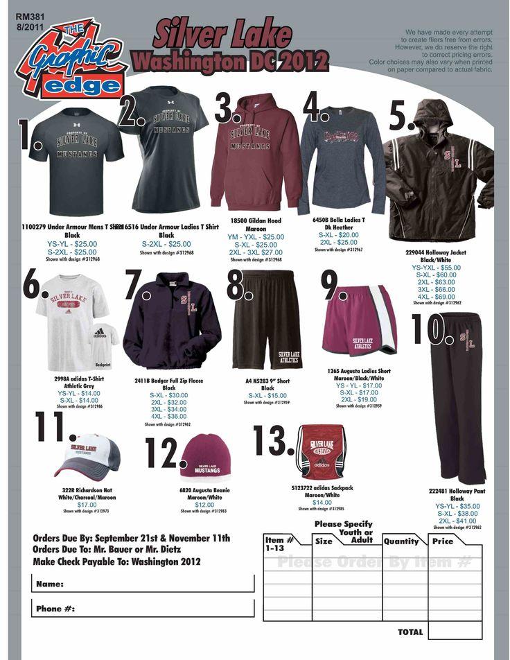 88 best Spirit Wear images on Pinterest Womenu0027s tops, Cheer and - t shirt order form