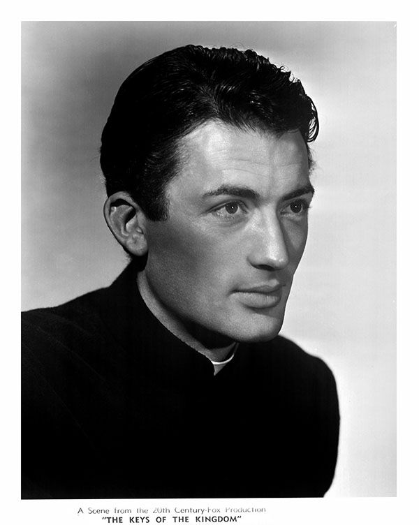 Was gregory peck gay
