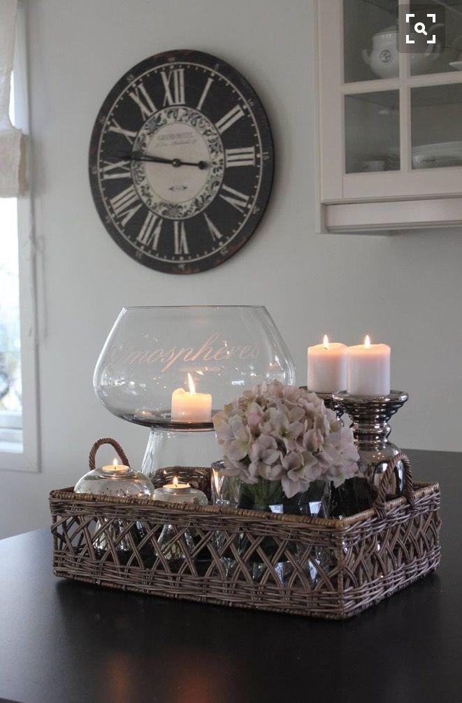 Superb Love This As A Centerpiece Idea, Living Room Decor, Candles, DIY Decor, Home  Decor