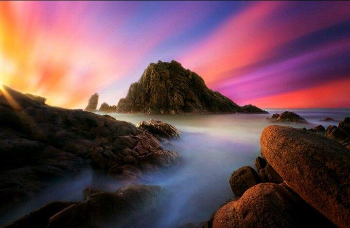 Sugarloaf rock dreaming