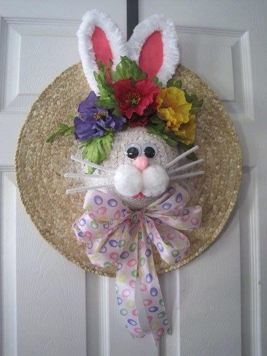 Coneja decorativa