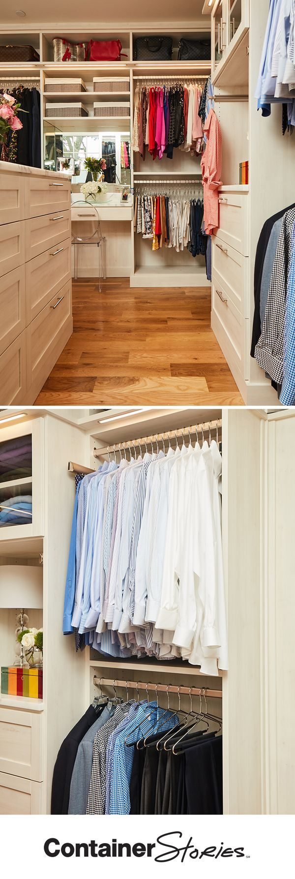 A Master TCS Closet Designed And Styled