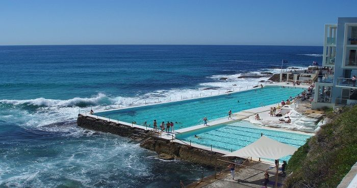 Visit and Stay in Bondi, one of the most famous beaches in Sydney, Australia. Well-known globally, Bondi beach is one of Australia's most popular beaches.
