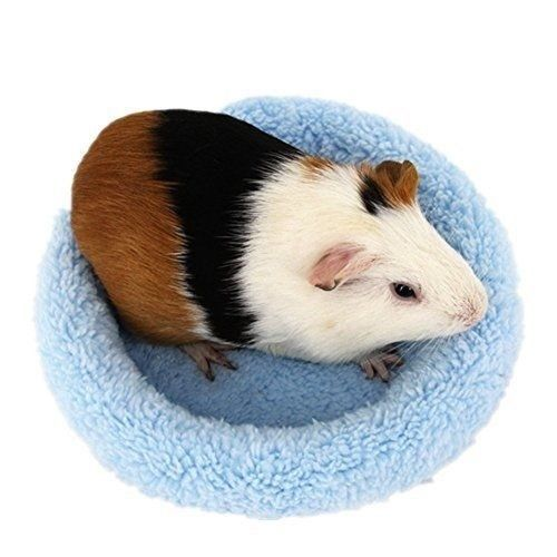 Hamster Bed Velvet Warm Sleep for Hamster Hedgehog Squirrel Mice Rats Animals #pets #smallpet #guineapigs #rats #hamster #gerbil #mice #Mouse #toys #PetToys #PetProducts #PetGear