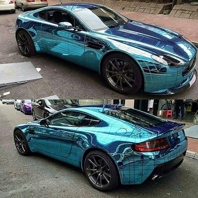 Ice blue Aston Martin Thoughts Via @autostylle #exoticworldofcars #ftypegang #bmw #benz #m3 #laferrari #m4 #theautomotivesquad #carsphotopage #chiron #thecarfeed #ferrari #lamborghini #bentley #hypercar #audi #bmw #porsche #pagani #carspotting #exotic #exoticcars #lotus