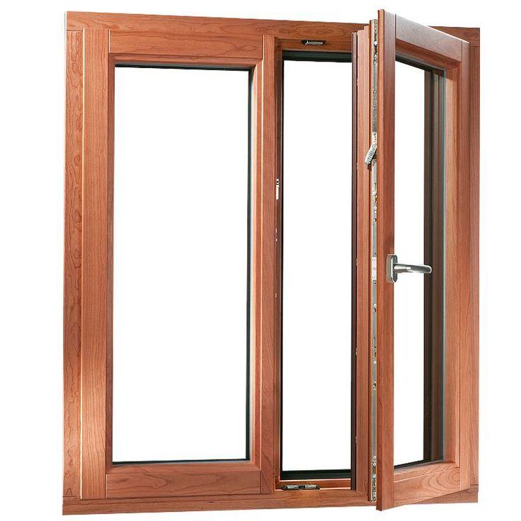 Holz-Alu Fenster Profil ECO Idealu