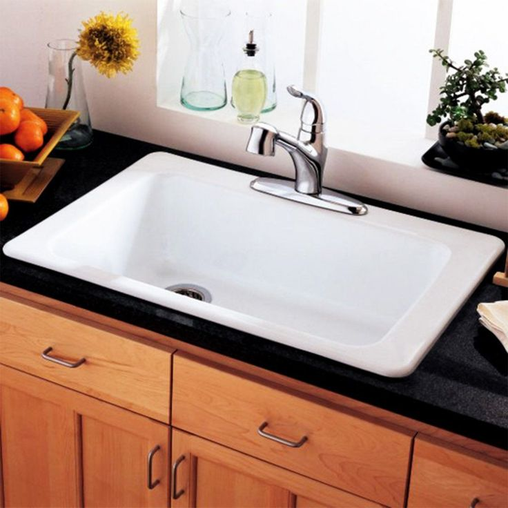 Kohler Undermount Porcelain Kitchen Sinks