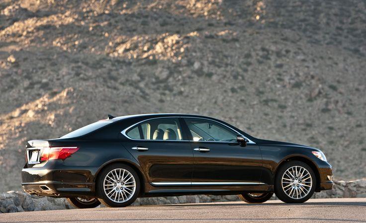 2010 Lexus LS 460 Sport