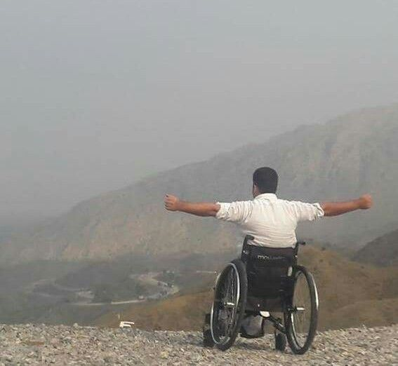 How many times have people in wheelchair been treated with sympathy and pity? But if you  go a bit deeper and study their lives, you will find some amazing qualities to be learnt from them. You will find stories of no surrender in battle against adversity and will find wheelchair...