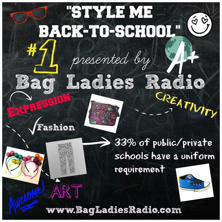 #StyleMeBackToSchool Kicks Off September 3rd! #MommyMidday