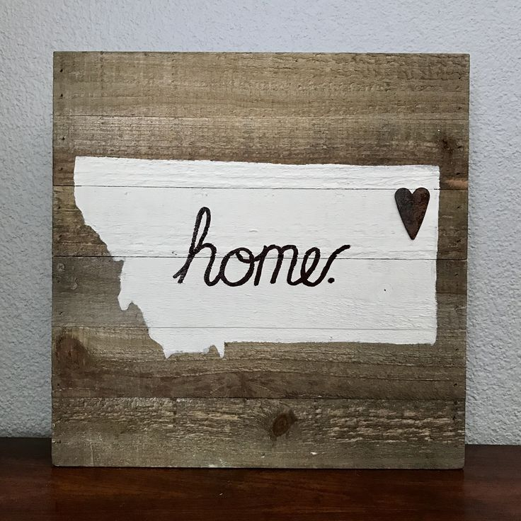 154 best true north crafts by holly images on pinterest for Montana rustic accents