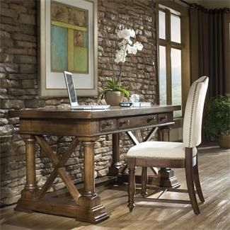 Riverside Newburgh Writing Desk Discount Furniture At Hickory Park Furniture  Galleries