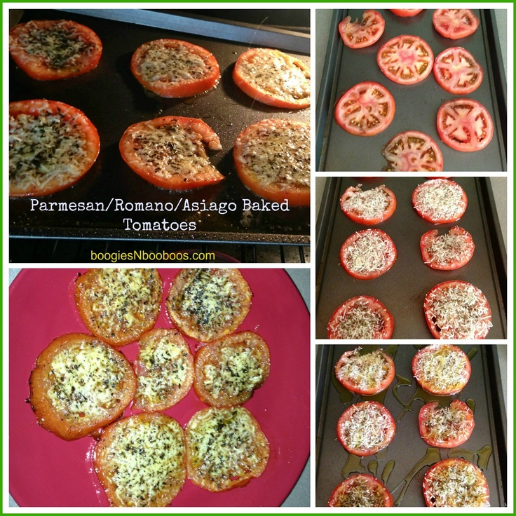 Best Baked Tomato Recipe EVER...Pinned It and Loved It