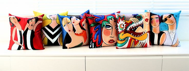 Gorgeous MOD Collection by Samantha Thompson www.samanthathompson.com.au