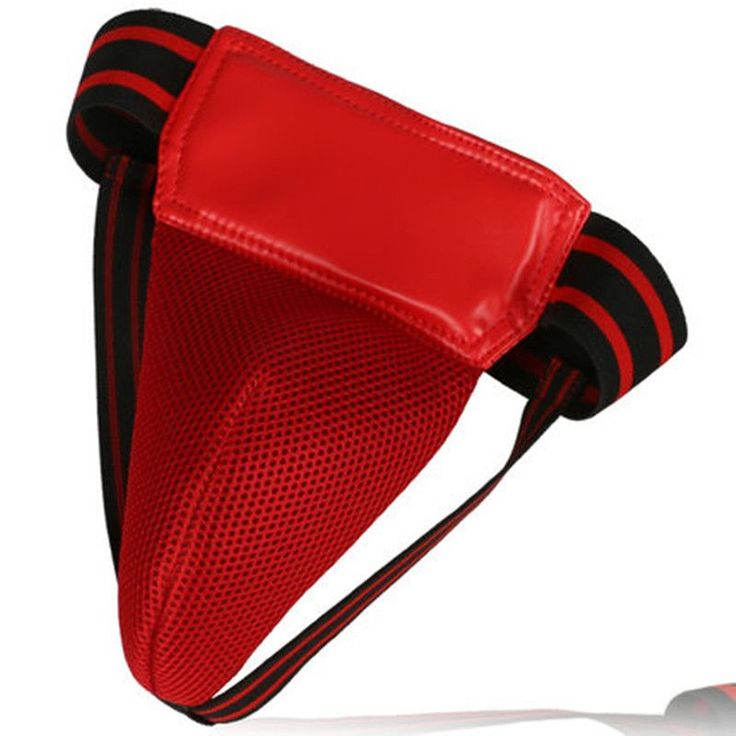 Adult male MMA crotch protector