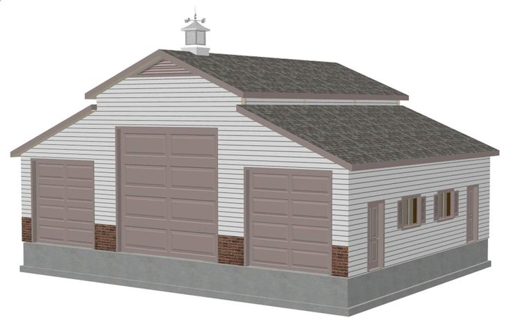 25 best pole barn garage ideas on pinterest pole barn for Rv pole barn plans