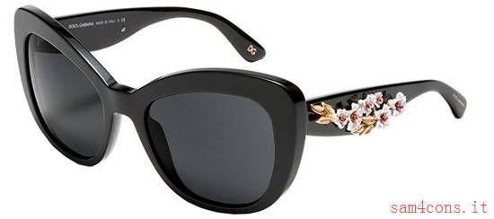 Occhiali da Sole Dolce Gabbana Limited Luxury Edition Nero dg4230M 501/87 specials
