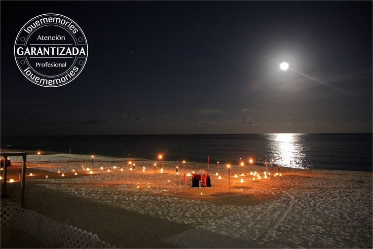 mas de 150 velas son la combinacion perfecta para crear un escenario unico y 100%memorable entrega #Anillodecompromiso #cancun #Playadelcarmen #Tulum