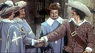 Три мушкетера костюм