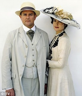 Robert & Cora, Downton Abbey